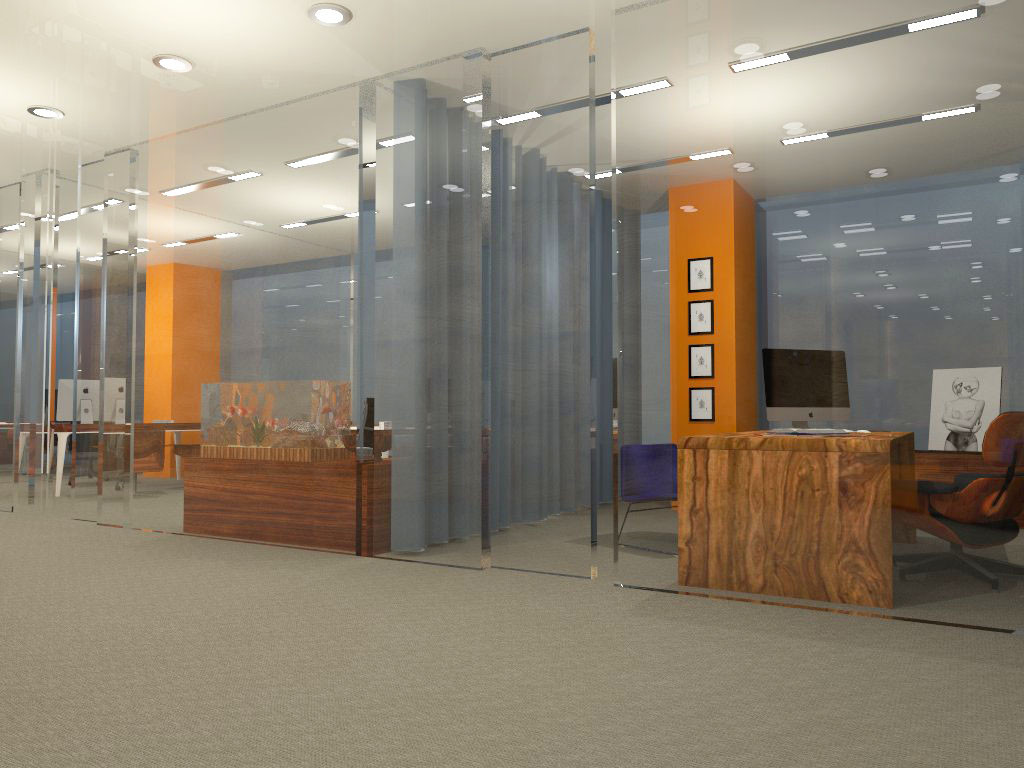 Tower offices