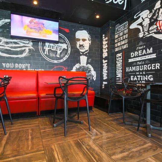 Hugo's Burger Bar