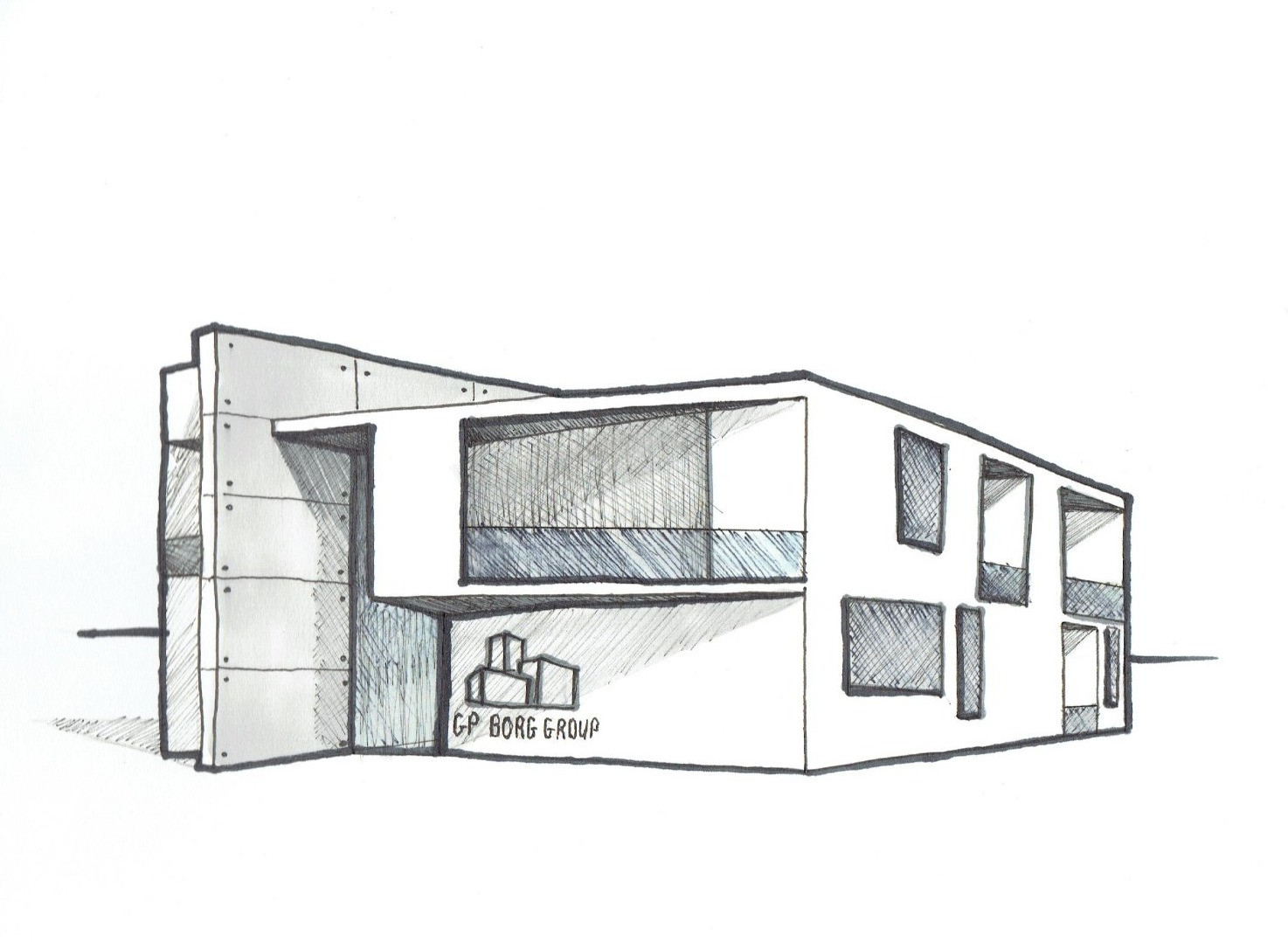 GP Borg Offices