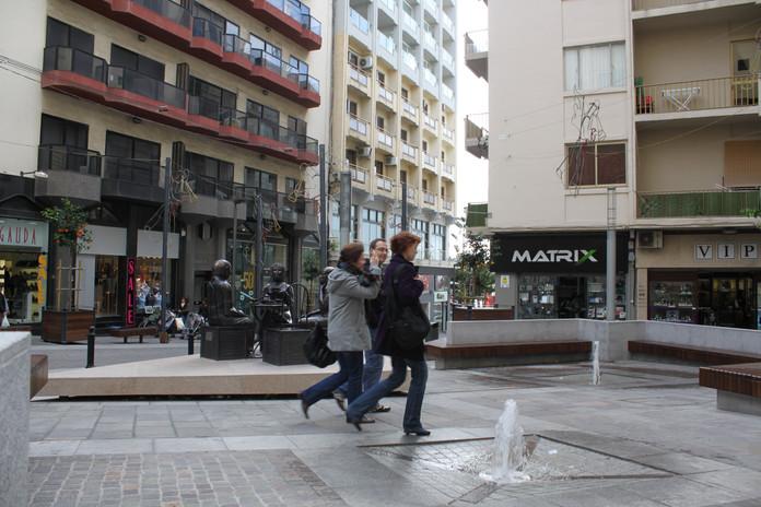 Bisazza Street