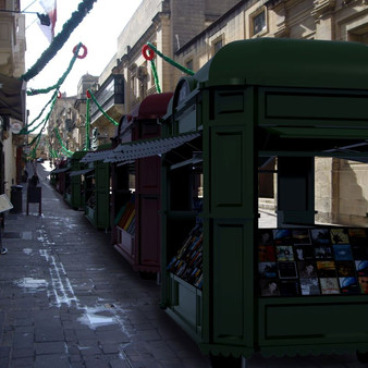 Valletta Monti Stalls
