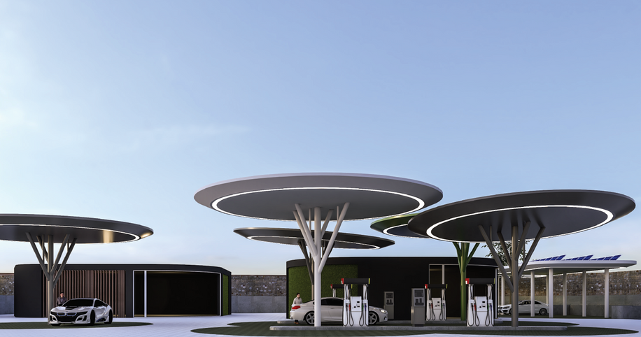 Burmarrad Petrol Station