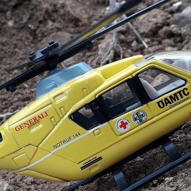 Unser neuer Helikopter von der _jaegernd