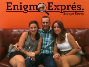 Celebra tu momento especial con Enigma Exprés