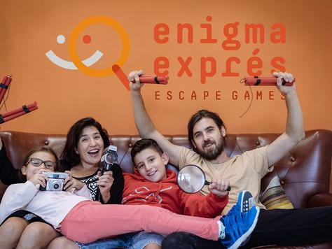 Preguntas frecuentes sobre la celebración de cumpleaños infantiles en Enigma Exprés