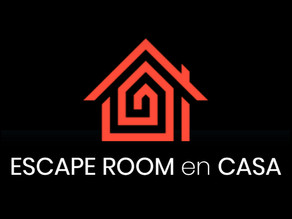 Nace ESCAPE ROOM en CASA. El primer portal de escape room online.