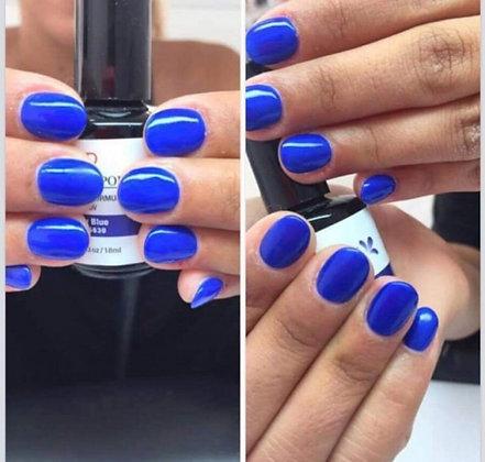 76 buy blue לק ג׳ל