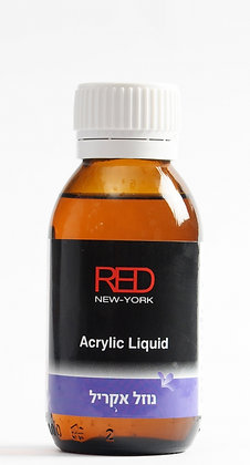 ml 100-  נוזל אקריל סגול
