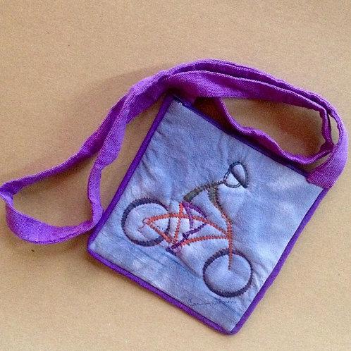 Cyclist shoulder bag