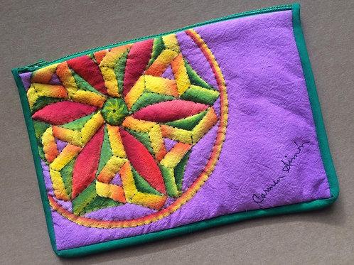 Mandala cosmetic / pencil bag