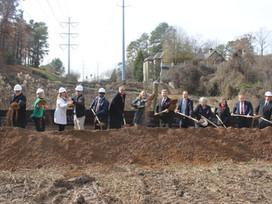 Brookhaven begins work on Greenway's 'model mile'