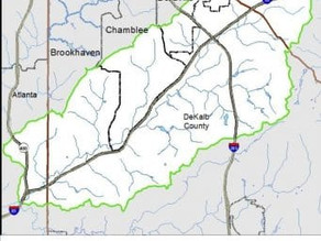 Brookhaven hosting North Peachtree Creek Watershed Improvement meeting Oct. 17