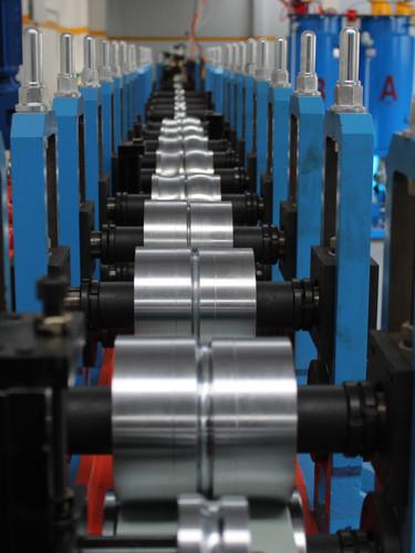 Lamas de aluminio inyectado
