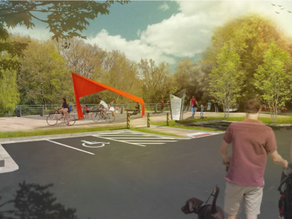 Peachtree Creek Greenway 'model mile' unveiled