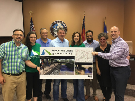 2019.5.21 Chamblee vote on Mobility Plan