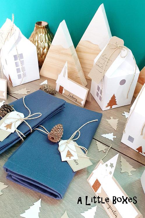 Kit décoration table de fêtes
