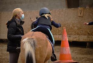 Maniabilité a poney