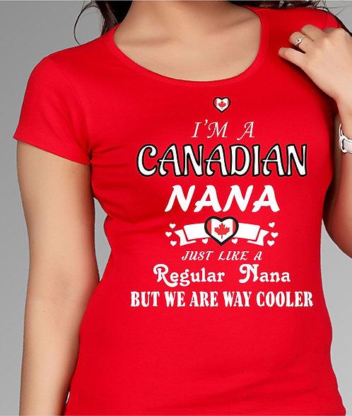 Canadian Nana