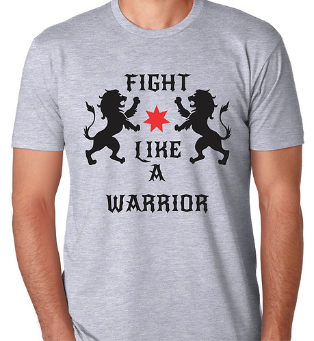 Fight Like a Warrior T-Shirt