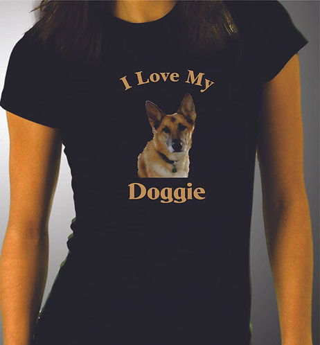 I  Love  My Doggie