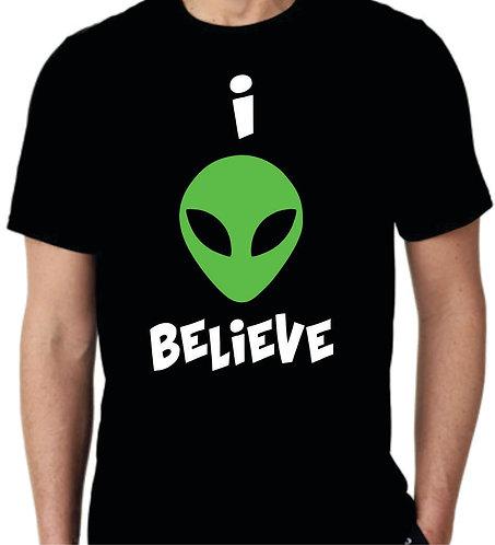 I BELIEVE  Alien T-Shirt