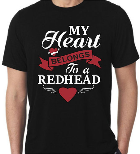 My Heart Belongs to a RedHead