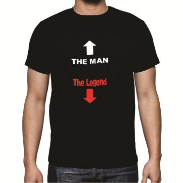 The Man T-Shirt