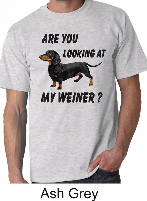 Are you Looking at my Weiner