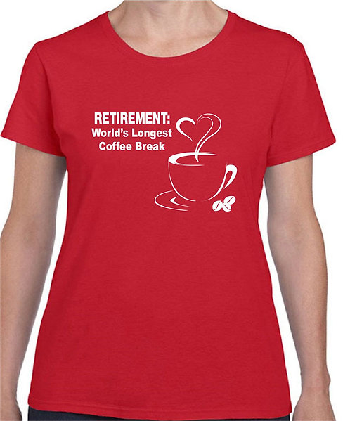 Retirement, World's Longest Coffee Break