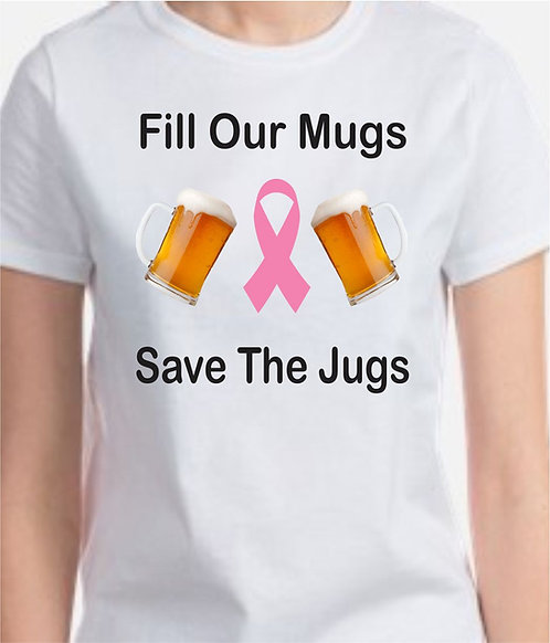 Fill our Mugs, Save The Jugs