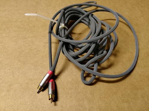 Rocketfish 12ft Premium Stereo Audio Cable
