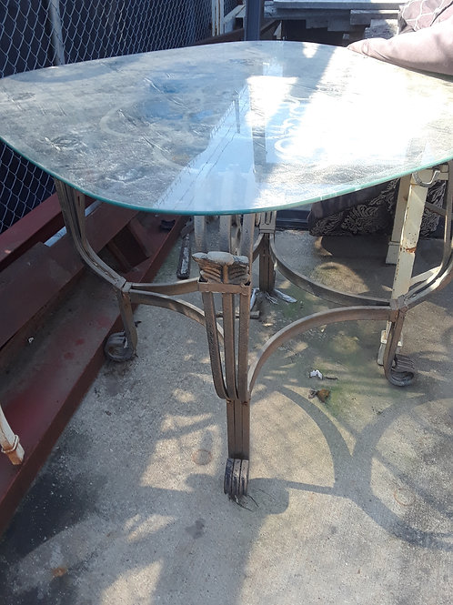 Glasstop Table -DFW ONLY
