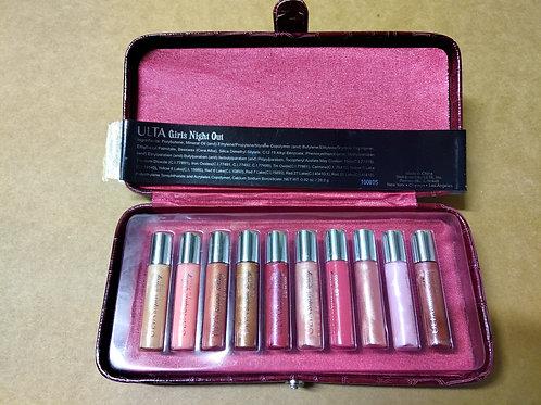 10 Pc Mini Lip Gloss Collection Ulta Girls Night Out
