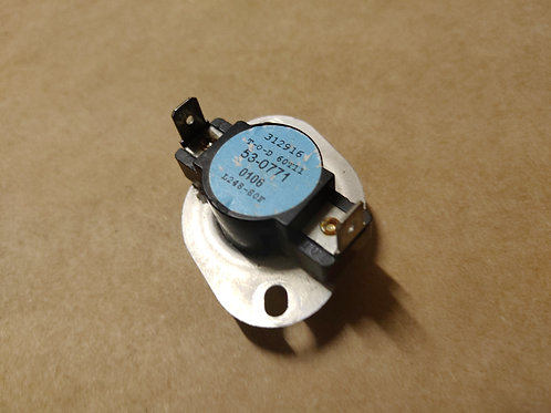 Dryer Hi-Limit Thermostat 53-0771