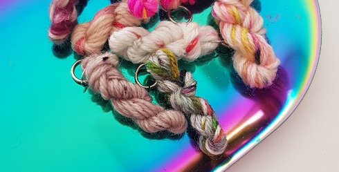 Stitchmarker Mini Skeins