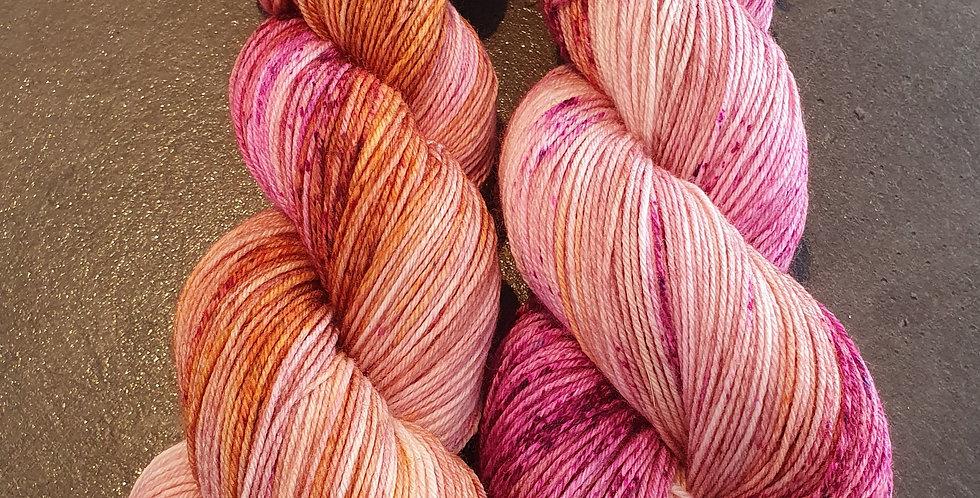 Merino sock yarn