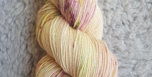 Merino silk linen