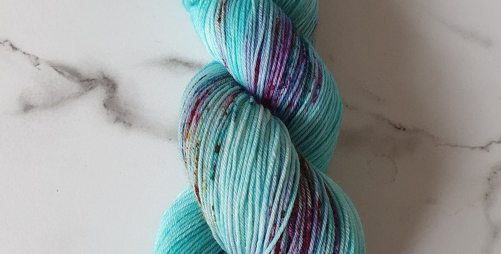 Merino sock yarn