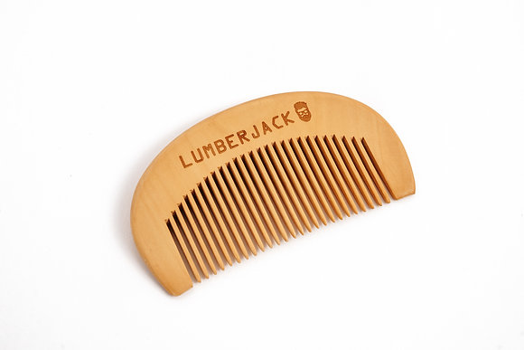 The Lumberjack Beard Comb