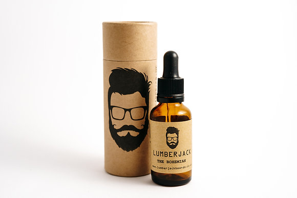 Beard Oil - The Bohemian 30ml