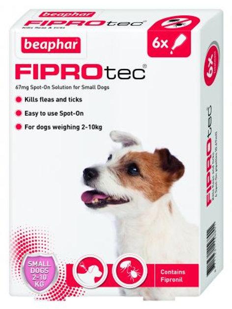 Beaphar FIPROtec® Spot-On for Small Dogs
