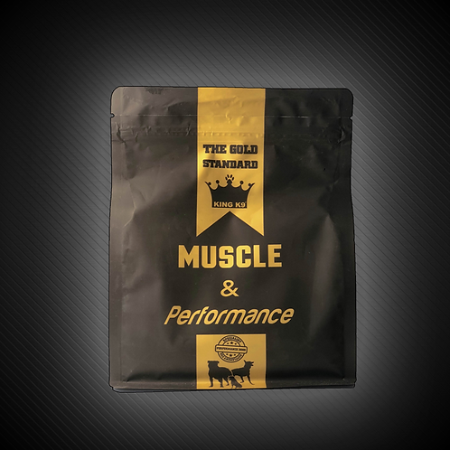 King K-9 Muscle & Performance 500 g