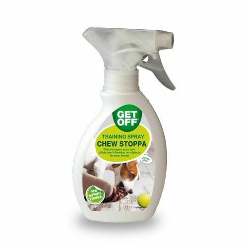 GET OFF Trainning Spray Chew Stoppa