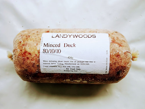 Landywoods Duck Minced