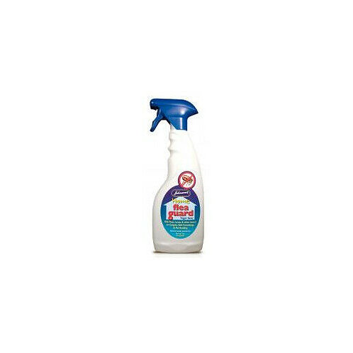 Johnsons Home Flea Guard Several Weeks Protection Spray 500ml