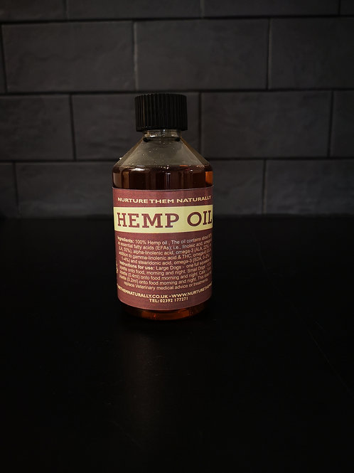 Nuture T. N. HEMP OIL 250 ml