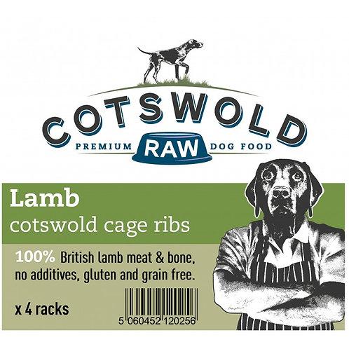 Cotswold Lamb Cage Ribs 4 racks