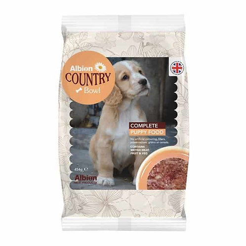 Albion Complete Puppy Food 454 g