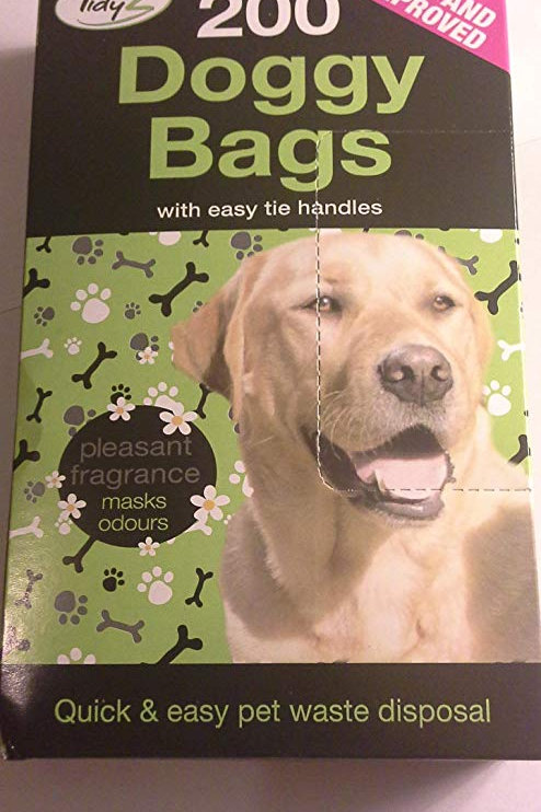 200 DOGGY BAGS