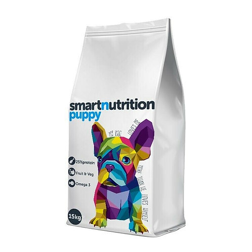 Smart Nutrion Smart Pupy 15kg